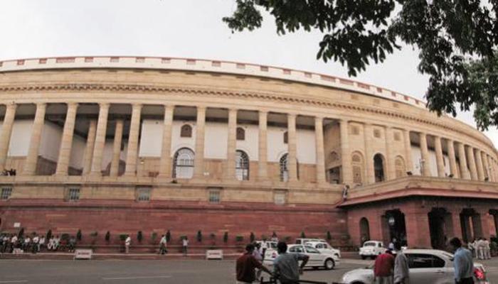 गोवा, मणिपुर के मुद्दे पर कांग्रेस ने किया सदन से वाकआउट