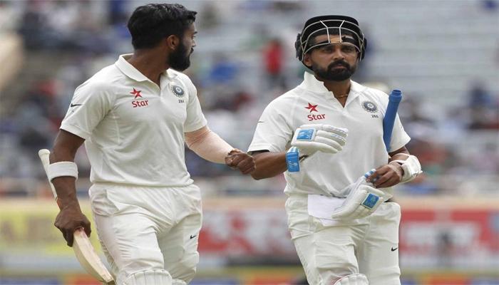रांची टेस्ट : टीम इंडिया की सधी शुरुआत, 331 रन से अभी पीछे