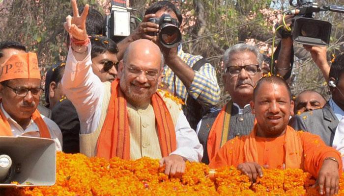 UP BJP से जीत का मंत्र सीखने को आतुर हैं पार्टी की राज्य इकाइयां