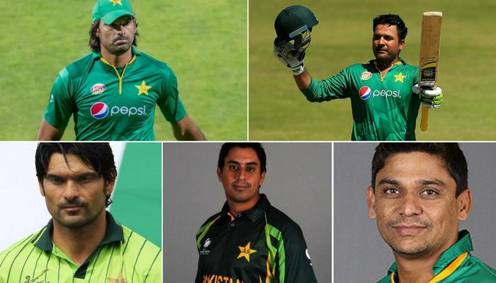 स्पॉट फिक्सिंग : ये पांच क्रिकेटर नहीं छोड़ सकते पाकिस्तान
