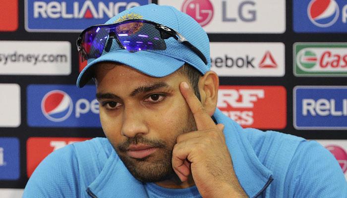देवधर ट्रॉफी : चोटिल हो बाहर हुए रोहित, हरभजन संभालेंगे इंडिया 'ब्लू' की कमान