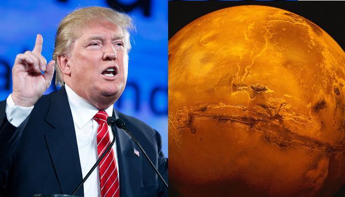 इंसानों को मंगल पर भेजेगा अमेरिका, नासा को मिलेंगे 20 अरब डॉलर