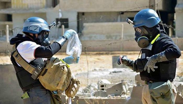 इराक में रसायनिक हथियारों की जांच चाहते हैं रूस-चीन