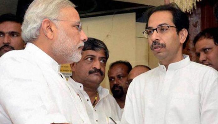PM मोदी ने उद्धव ठाकरे को रात्रिभोज पर आमंत्रित किया