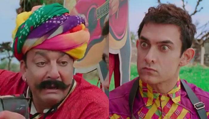 'सीक्रेट सुपरस्टार' आमिर से बॉक्स ऑफिस पर नहीं टकराना चाहते 'मुन्नाभाई'