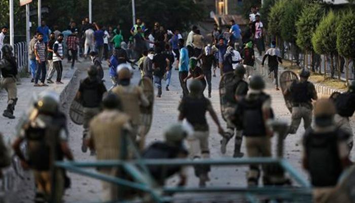 'कश्मीर में सभी उपाय फेल होने पर पैलेट गन इस्तेमाल कर सकते हैं सुरक्षा बल'