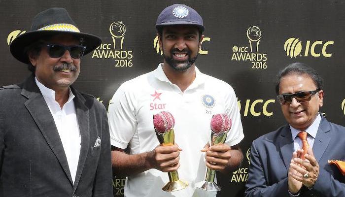 ICC क्रिकेटर और ICC टेस्ट क्रिकेटर ऑफ द ईयर अवॉर्ड से नवाजे गए अश्विन
