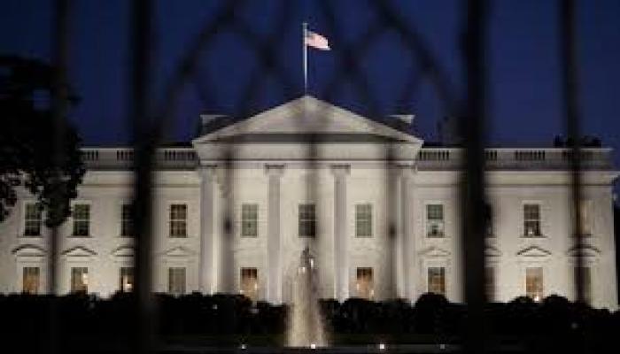 व्हाइट हाउस के पास संदिग्ध पैकेट के साथ पकड़ा गया एक व्यक्ति