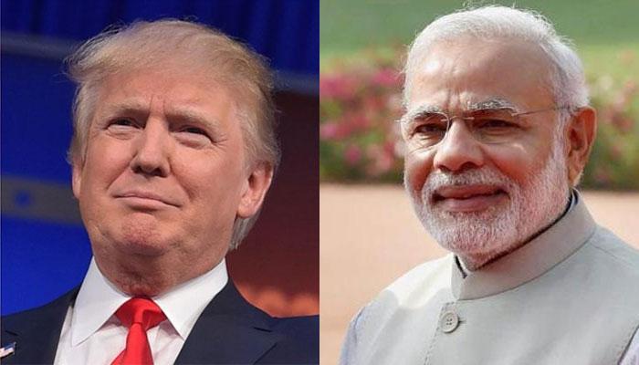 PM मोदी से मिलना चाहते हैं डोनाल्ड ट्रंप, अमेरिका आने का दिया न्योता
