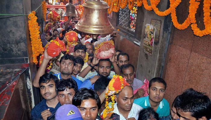 देश मना रहा है नवरात्र का त्योहार
