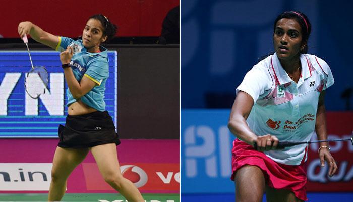 पीवी सिंधू ने सीधे सेटों में साइना नेहवाल को हराया, इंडिया ओपन के सेमीफाइनल में पहुंचीं