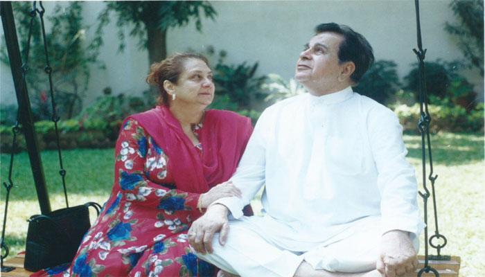 एक बार फिर उड़ी दिलीप कुमार की बीमारी की अफवाह, सायरा बानो ने बताया हाल