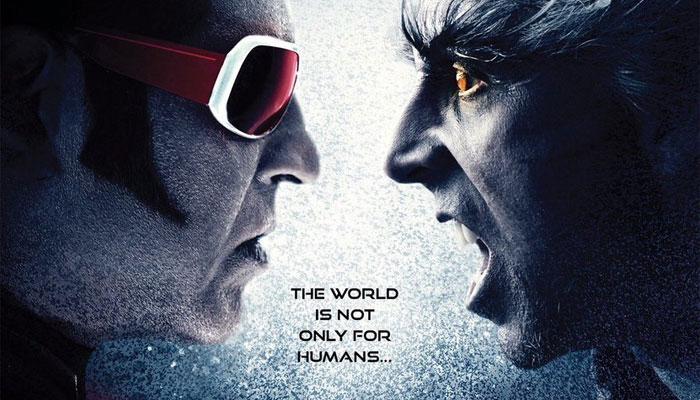 'मेक इन इंडिया' है फिल्म स्टार रजनीकांत की फिल्म रोबोट 2.0!