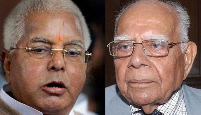 अरविंद केजरीवाल से राम जेठमलानी के फीस मांगने के मुद्दे पर बोले लालू यादव- चाचा के पास पैसे की कमी नहीं