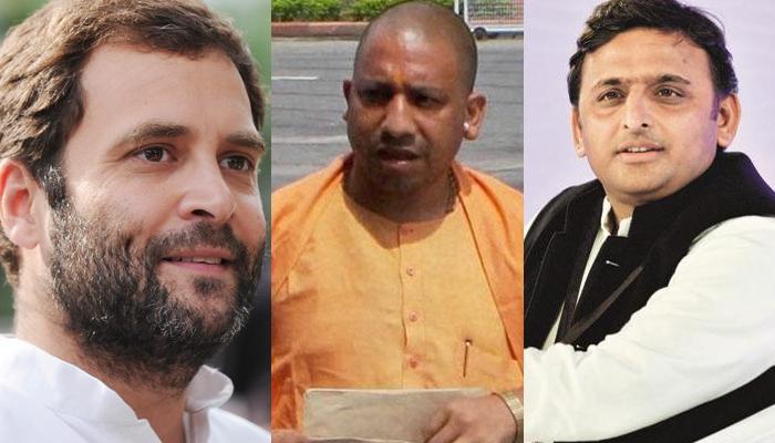 यूपी में किसानों की कर्जमाफी को अखिलेश यादव ने बताया धोखा, राहुल गांधी ने सराहा
