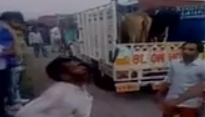 Watch Video: अलवर में गो- तस्करी के आरोप में हुई पिटाई से एक की मौत