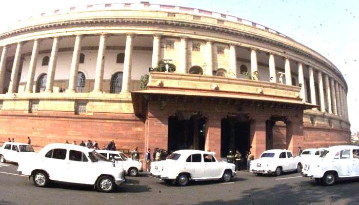 ..जब संसद में सुरक्षा बलों ने अचानक तान दी बंदूकें, जवानों ने ले ली पोज़िशन!