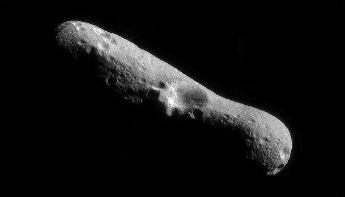 '19 अप्रैल को धरती के पास से गुजरेगा बड़ा क्षुद्र ग्रह'