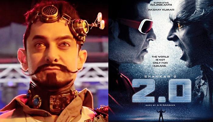 आमिर की 'सीक्रेट सुपरस्टार', रजनीकांत की '2.0' दिवाली पर होगी रिलीज
