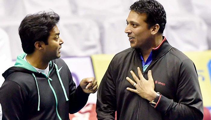 खेलमंत्री विजय गोयल करवाएंगे पेस-भूपति में फिर से दोस्ती!