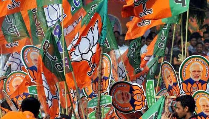 विधानसभा उप-चुनाव परिणाम : BJP की 'लहर' जारी, 10 में से 5 सीटों पर जमाया कब्जा, केजरीवाल को दिल्ली में भी झटका