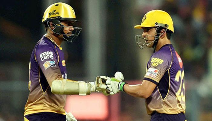 IPL 2017: कोलकाता नाइट राइडर्स बनाम किंग्स इलेवन पंजाब