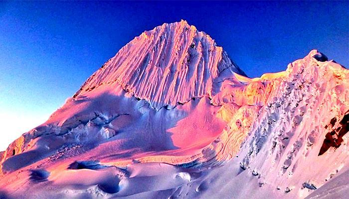 तस्वीरों में देखें-दुनिया के खूबसूरत पर्वत