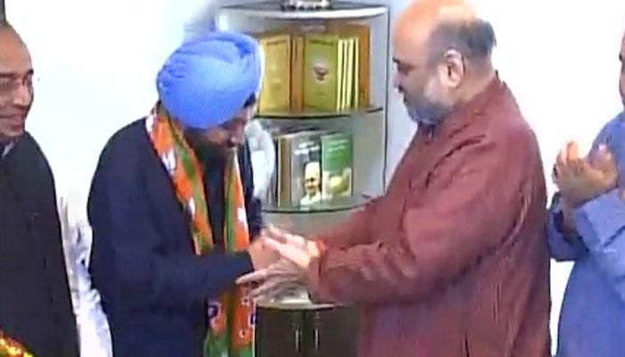 कांग्रेस छोड़ BJP में शामिल हुए अरविंदर सिंह लवली, कहा- कई नेताओं का पिछले दो वर्षों से दम घुट रहा है