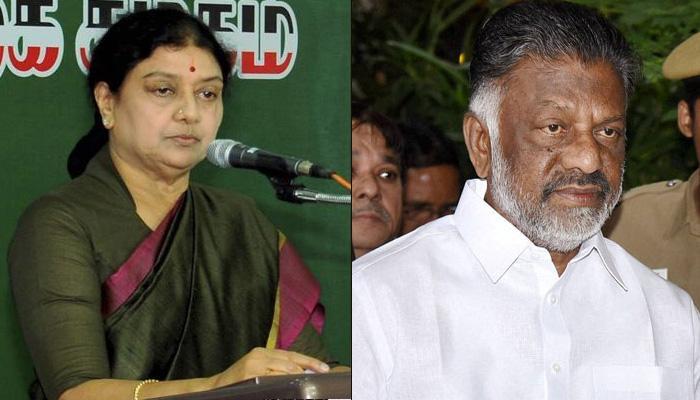 तमिलनाडु की राजनीति में भूचाल, शशिकला और परिवार को दिखाया AIADMK से बाहर का रास्ता