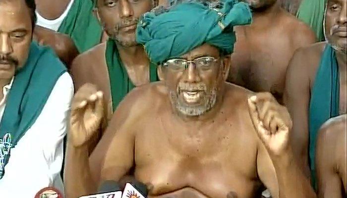 पलानीस्वामी के भरोसे के बाद तमिलनाडु के किसानों ने 25 मई तक आंदोलन टाला