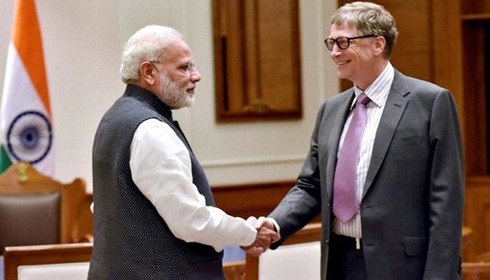 PM मोदी पर फिदा हुए बिल गेट्स, बोले- उन्होंने जो कहा उसे करके दिखाया
