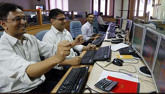 नई रिकॉर्ड ऊंचाइयों पर भारतीय शेयर बाजार, सेंसेक्स 30000 के पार, निफ्टी 9350 से ऊपर