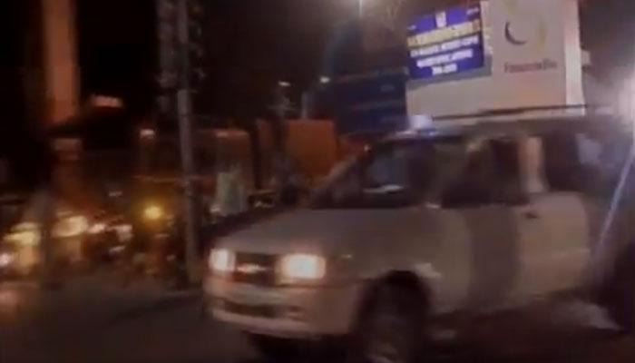 नीतीश के काफिले के लिए शहीदों का पार्थिव शरीर ले जा रहे ट्रक को रोका