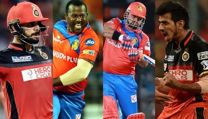 IPL10: RCB vs GUJ, गुजरात लायन्स ने रायल चैलेंजर्स बेंगलूर को 7 विकेट से हराया