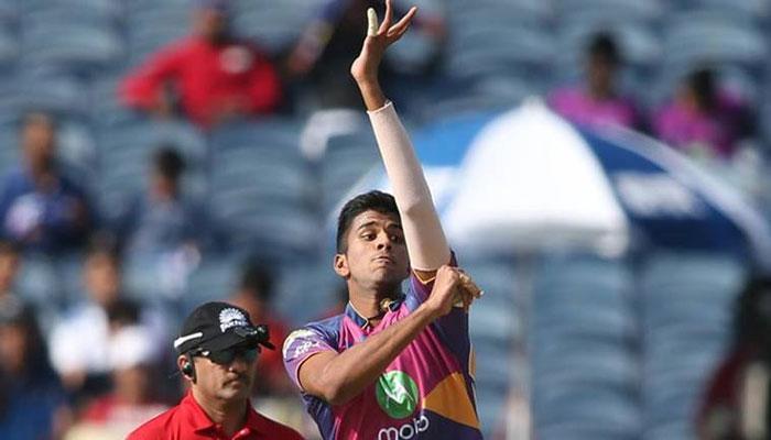 IPL 10 : राइजिंग पुणे सुपरजाइंट में स्टार स्पिनर अश्विन की जगह लेगा 17 साल का ये खिलाड़ी