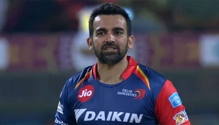 IPL 10: ज़हीर ख़ान बोले- अगले 9 दिन तय करेंगे दिल्ली का डेयरडेविल्स भविष्य