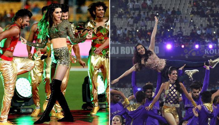 आईपीएल ओपनिंग सेरेमनी में इन बॉलीवुड अभिनेत्रियों ने बिखेरा जलवा