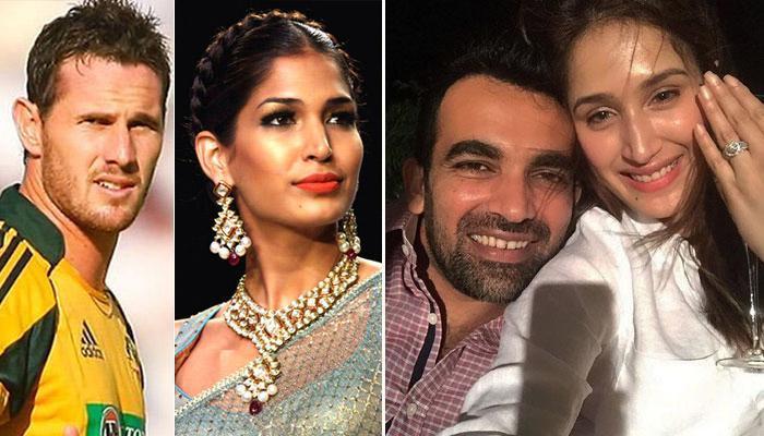 भारतीय सुंदरियों ने इन क्रिकेटरों को किया बोल्ड