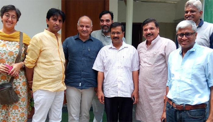 पार्टी से निकाल गए AAP विधायक अमानतुल्ला, कुमार पर बढ़ा 'विश्वास' बने राजस्थान के प्रभारी