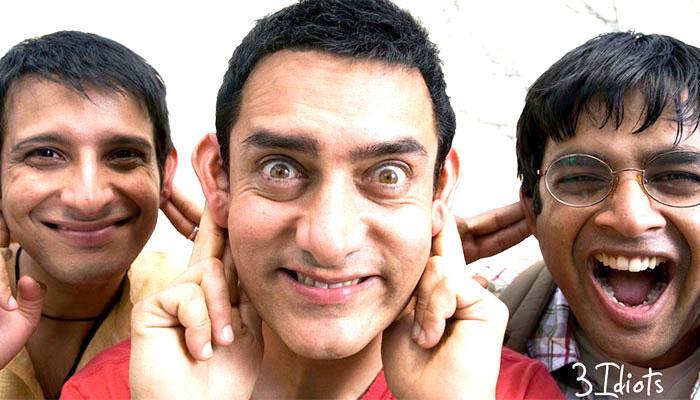 बॉलीवुड की सुपरहिट फिल्म  3 idiots का इस भाषा में बन रहा है रीमेक!