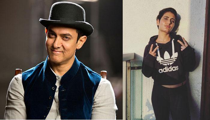 'ठग्स ऑफ हिंदोस्तान' में आमिर-अमिताभ के साथ नजर आएंगी दंगल की 'गीता फोगाट'