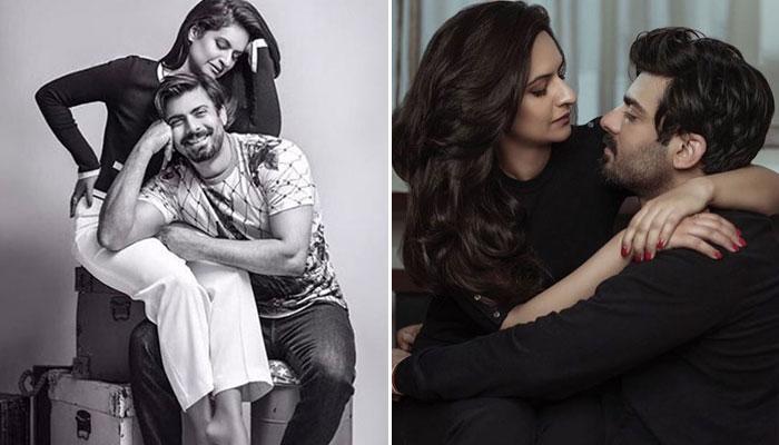 फवाद खान और पत्नी सदाफ की बेहतरीन तस्वीरें