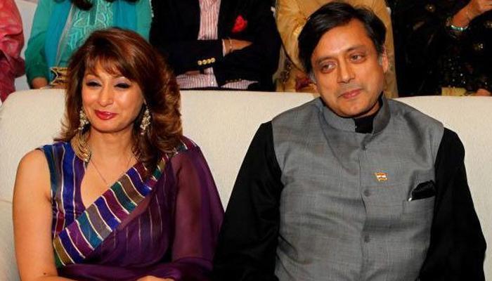 सुनंदा पुष्कर मौत मामला: चैनल के दावे पर बोले थरूर, मेरे पास छिपान के लिए कुछ नहीं