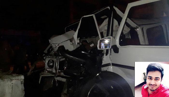 आंध्र प्रदेश के मंत्री के बेटे की कार दुर्घटना में मौत