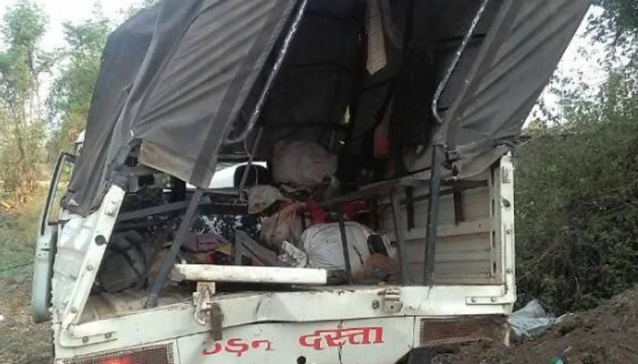 मध्य प्रदेशः  सड़क हादसे में 11 मजदूरों की मौत, CM ने किया आर्थिक सहायता का ऐलान