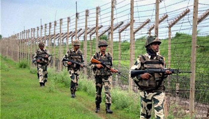 जम्मू-कश्मीर: अरनिया सेक्टर में पाकिस्तान ने तोड़ा सीज़फ़ायर, गोलीबारी में बीएसएफ़ का एक जवान ज़ख़्मी