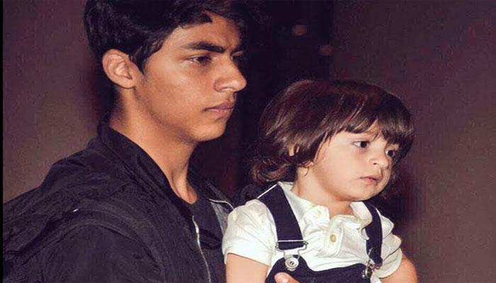 VIDEO : शाहरुख खान ने खोला राज, अबराम को आर्यन का बेटा तक कहा गया था