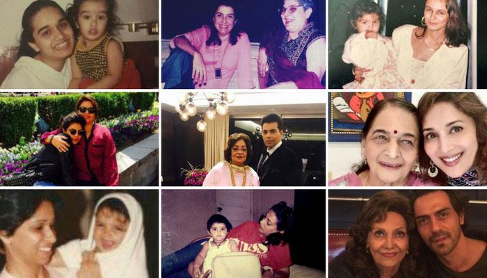 Mothers Day 2017 : बॉलीवुड ने 'मां' को ऐसे किया सलाम