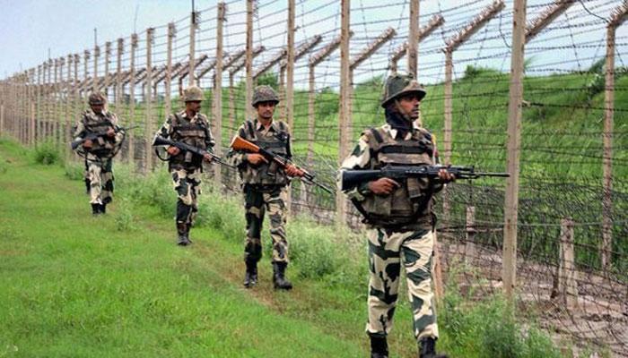 पंजाब के गुरदासपुर में BSF ने मार गिराया पाकिस्तानी घुसपैठिया