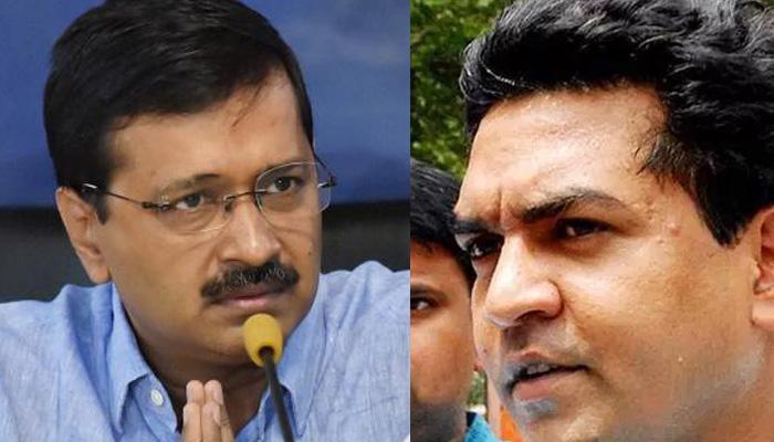 केजरीवाल की पत्नी सुनीता ने कपिल मिश्रा को बताया विश्वासघाती, AAP के पूर्व मंत्री ने दिया ये जवाब